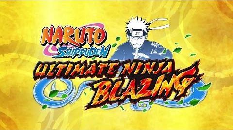 《iOS Android》 NARUTO SHIPPUDEN Ultimate Ninja Blazing Trailer SHIPPUDEN Update Campaign (EU)