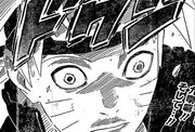 A reação de Naruto