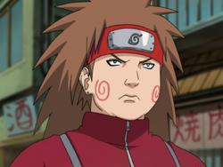 Choji Akimichi profilo 1