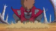 Empuje de Mega Palma Anime 2
