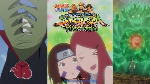Naruto Shippuden Ultimate Ninja Storm Revolution Anime Movie Cutscenes-0