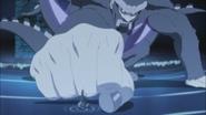 Son Goku bate punhos com Naruto