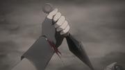 Chino corta os pulsos (TheUchihaShisui)