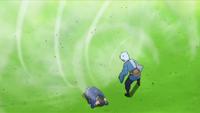 Liberação de Vento - Ruptura (Mitsuki - Anime)