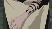 Orochimaru's Summoning Tattoo
