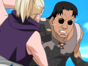 Shino bugs attack Yoroi