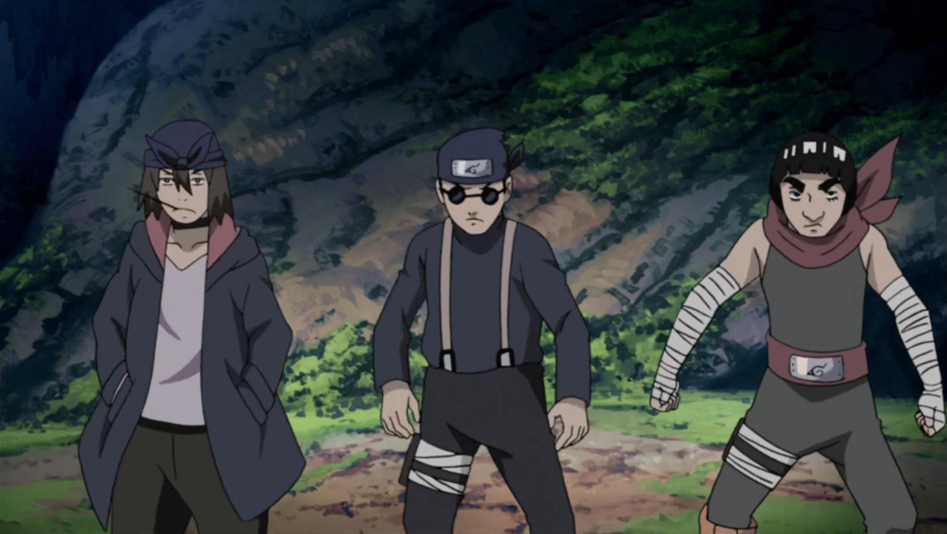 Two Dudes Of Naruto
