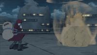 Aglomeração Explosiva do Deserto de Areia (Gaara - Game)