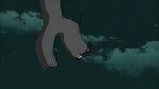 Ataque de la Lanza del Cuerno Brillante Anime