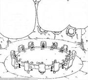 O Conselho de Suna se reúne