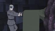Tonbo lendo a mente de Yudachi