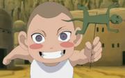 Daimaru de pequeño
