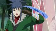 Elemento Cristal Espada de Cristal de Jade