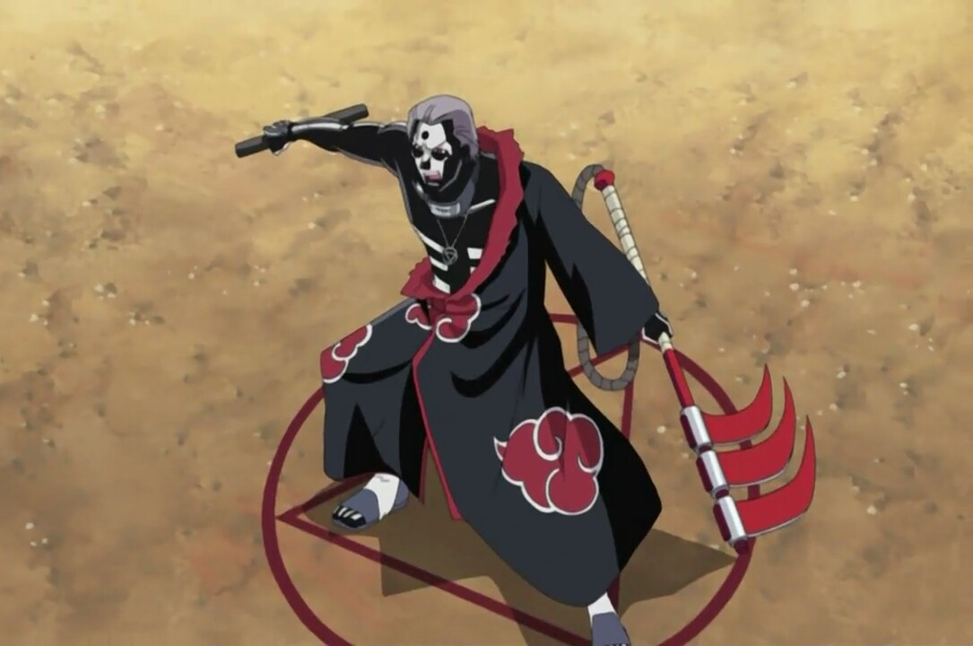 Hidan Narutopedia Fandom Powered By Wikia