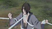 Utakata preso nos chicotes de água