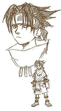 First Sasuke
