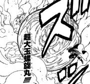 Koji ataca a Isshiki