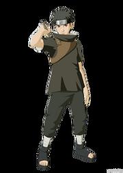 Shisui Uchiha - (Infobox - Renderização)