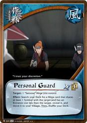 Guardia Personal Carta