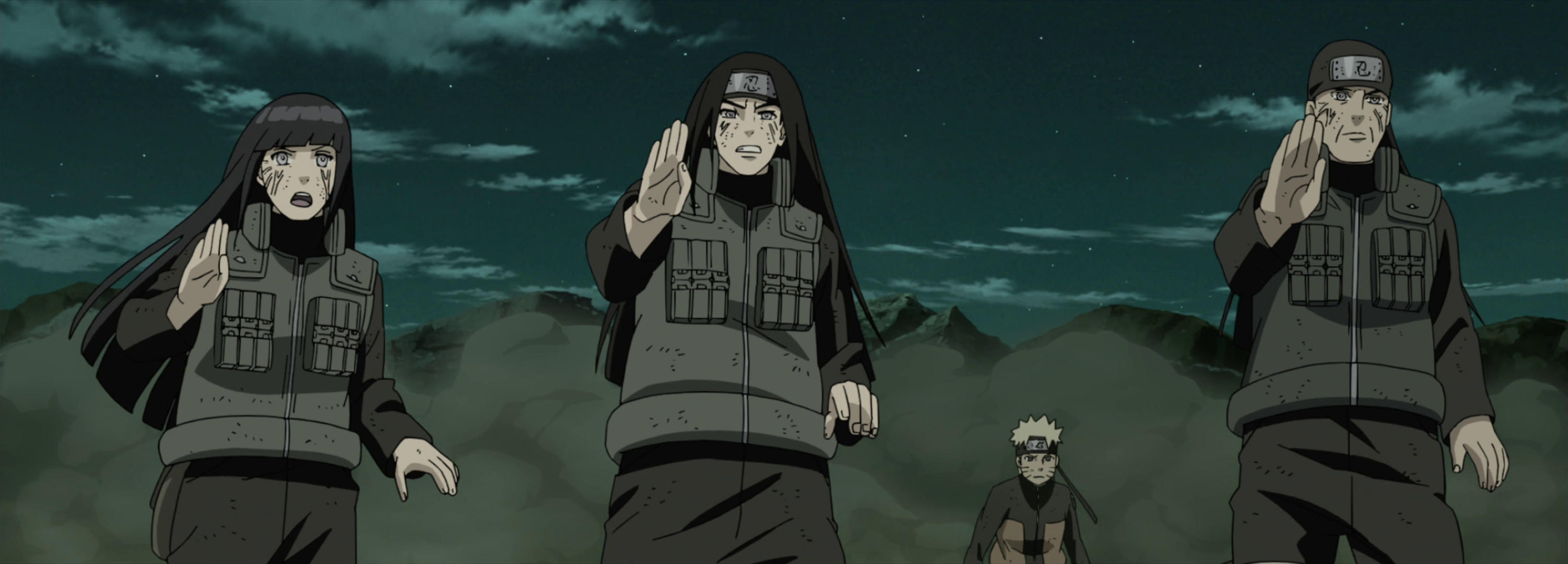 Neji Hyūga | Narutopedia | FANDOM powered by Wikia