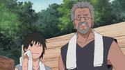 Inari y Tazuna en la Parte II