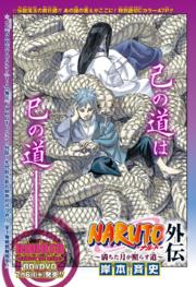 Naruto Gaiden Oneshot Cover