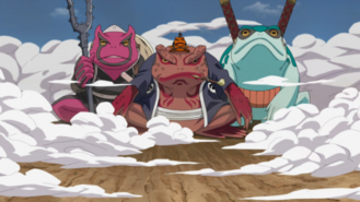 Toads Summoned