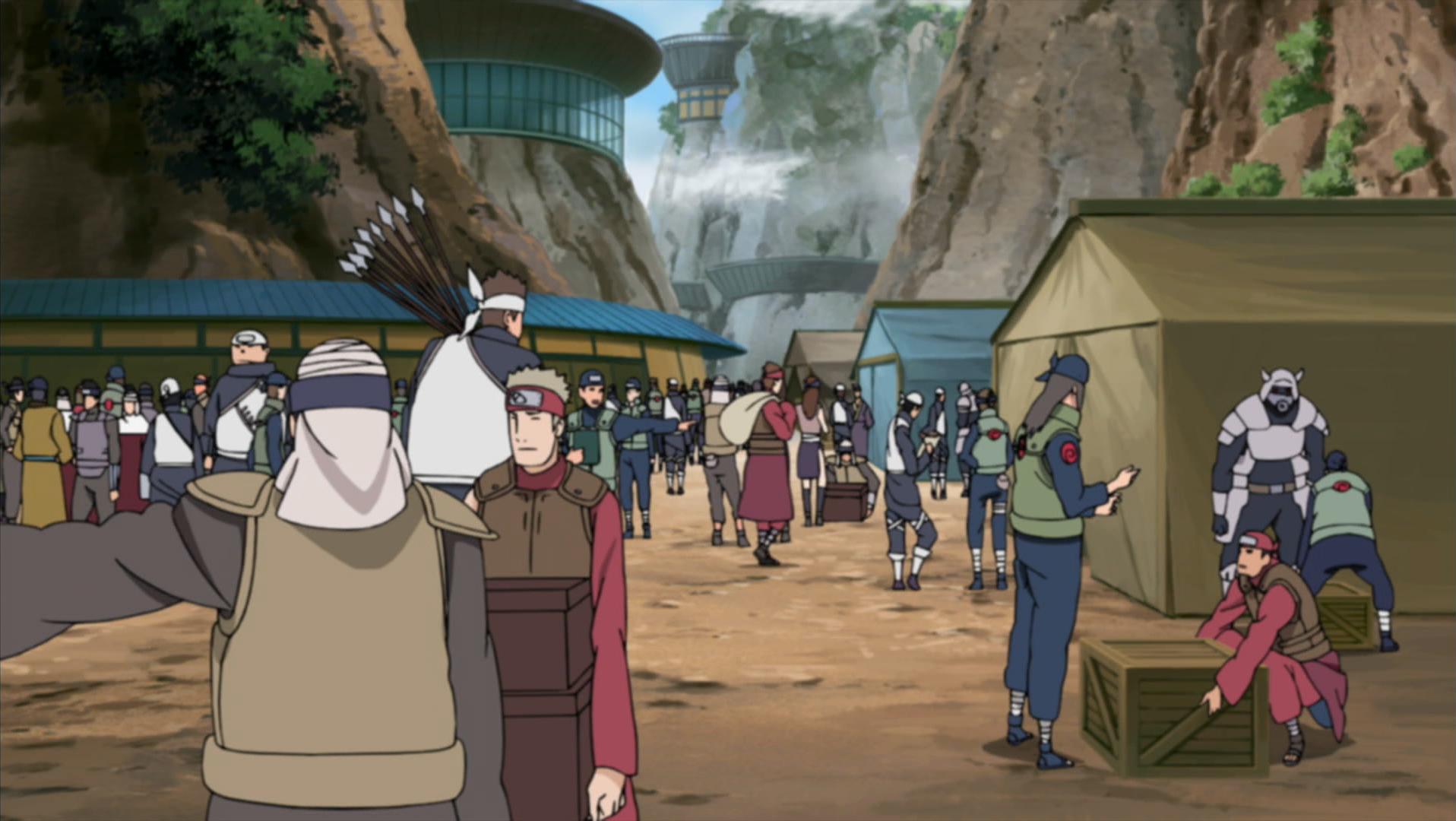 Allied Shinobi Forces