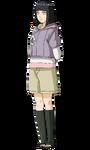 Hinata (Boruto - Render)