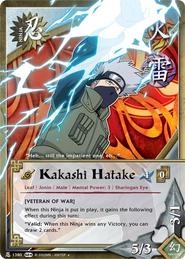 Kakashi Hatake SL