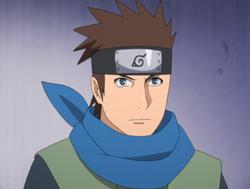 Konohamaru Sarutobi profilo 2