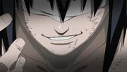 Sasuke com olhos de Itachi