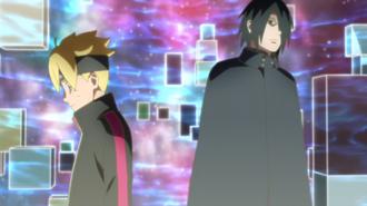 Boruto & Sasuke