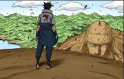 Sasuke no Vale do Fim (Colorido)