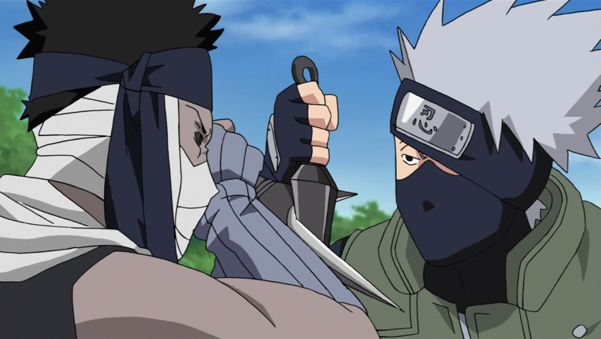 An Old Nemesis Returns   Narutopedia   FANDOM powered by Wikia