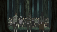 Konoha Youth Trapped