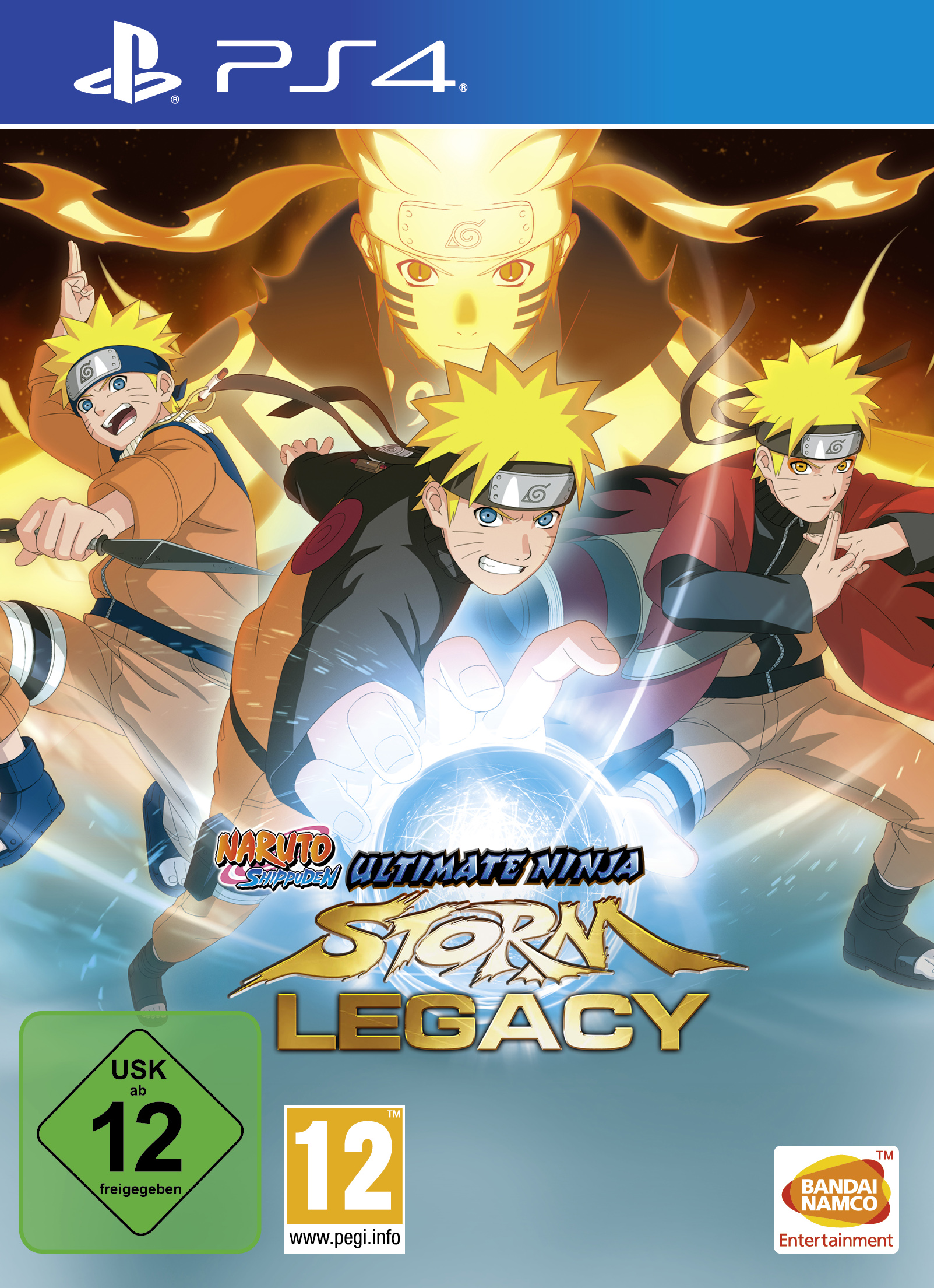 Naruto Shippûden: Ultimate Ninja Storm Legacy   Naruto