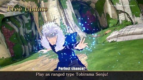 Naruto to Boruto Shinobi Striker - Tobirama DLC Character Trailer (DLC Pack 5) (1080p)