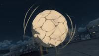 Prisão Restritora de Areia (Gaara - Game)