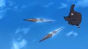Chōbee lança kunai