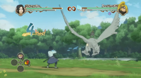 Chidori Senbon Sasuke (Game)