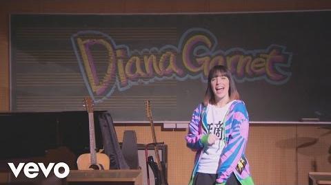 Diana Garnet - Spinning World