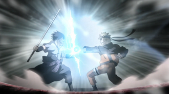 Dream Sasuke Vs Naruto