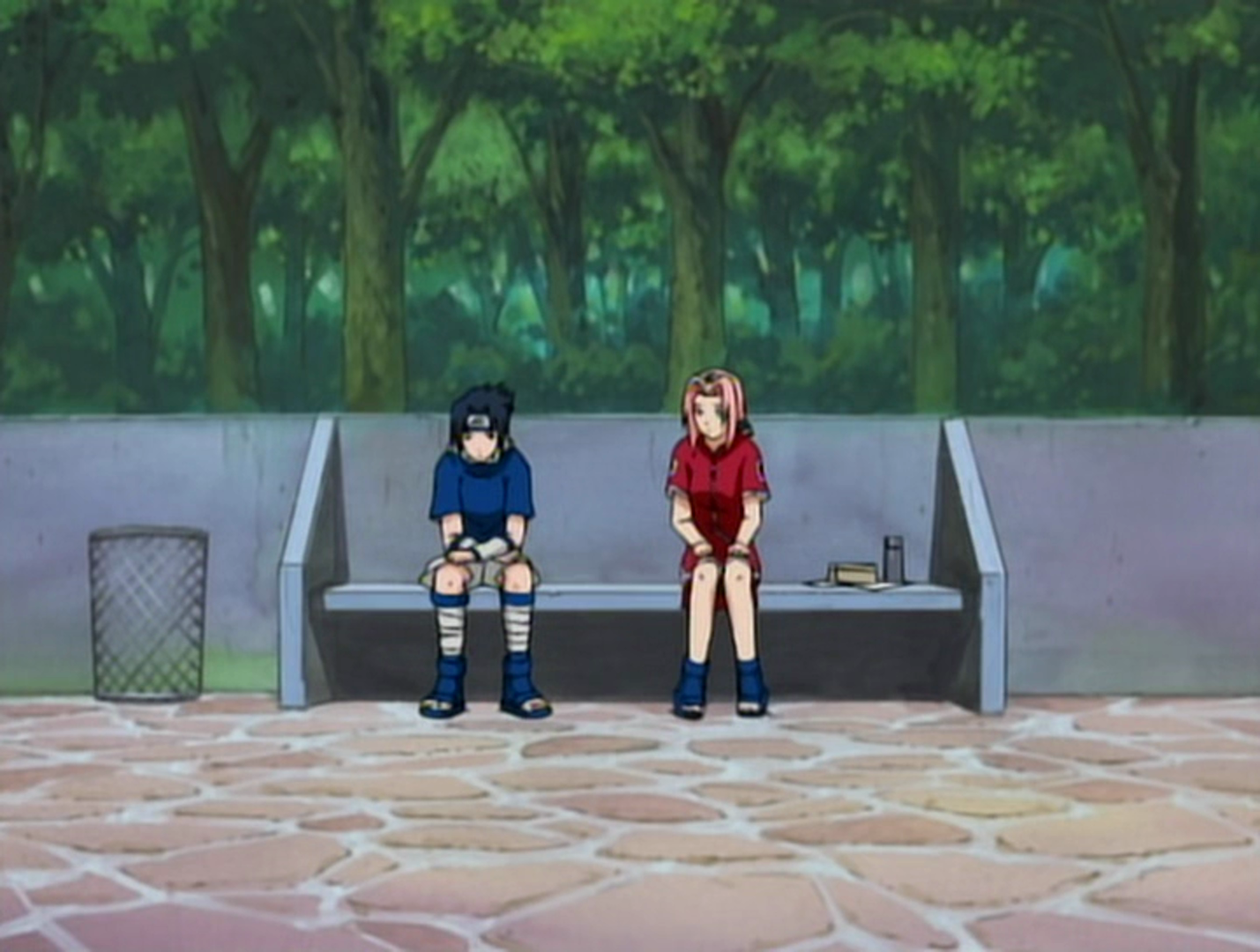 Sasuke and Sakura: Friends or Foes? | Narutopedia | FANDOM