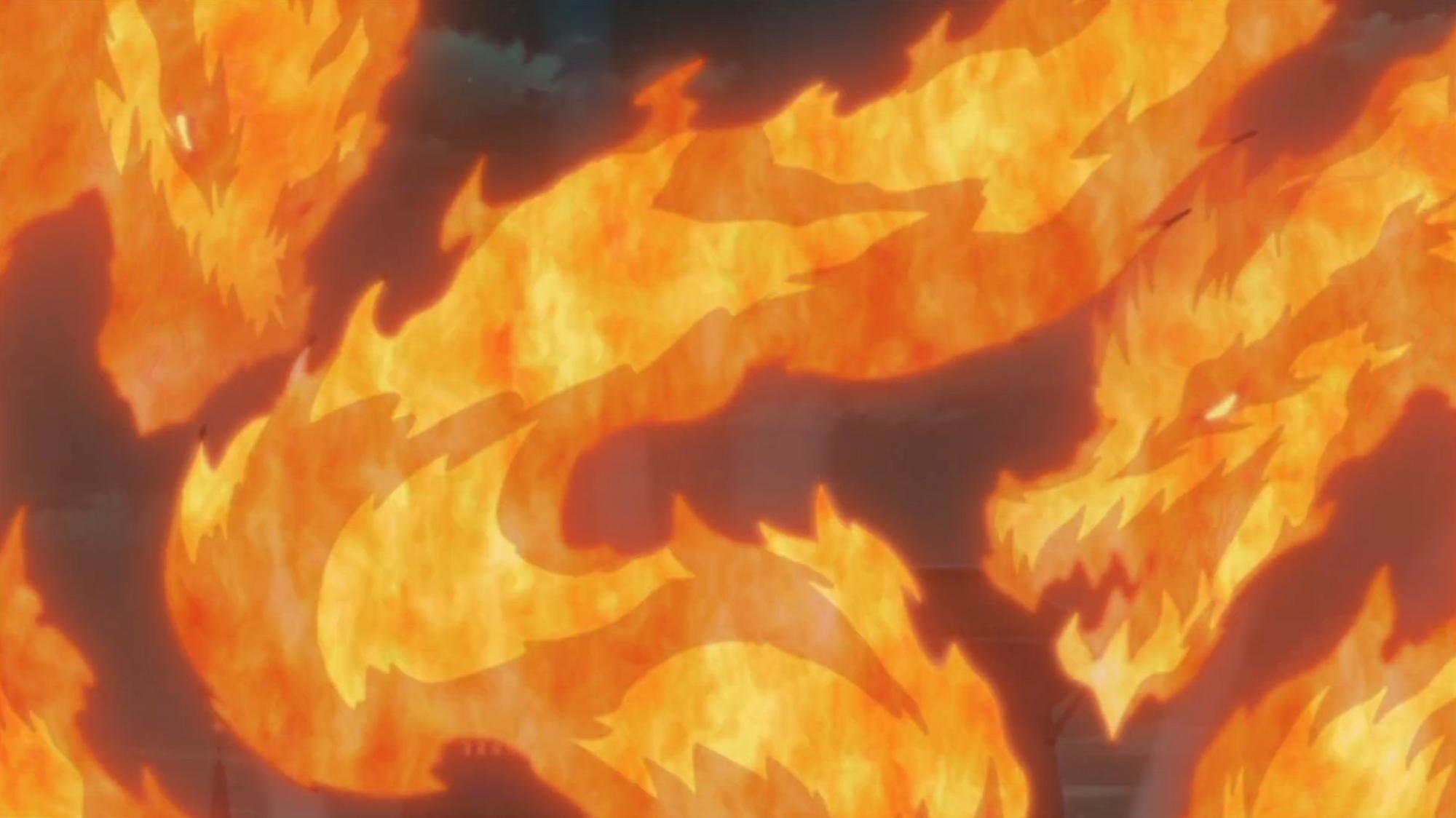 Fire Release: Fire Dragon Flame Bullet   Narutopedia   FandomFire Flames Dragon