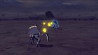 Flecha Flamejante Nagato (Game)