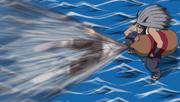 Ginkaku absorbe a Atsui