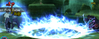 Jutsu do Trovão de Fogo (Sasuke)