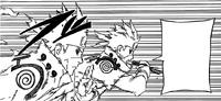 Minato e seu Kage Bunshin