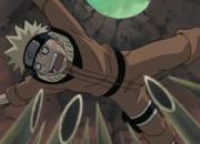 Naruto cae en una de las trampas